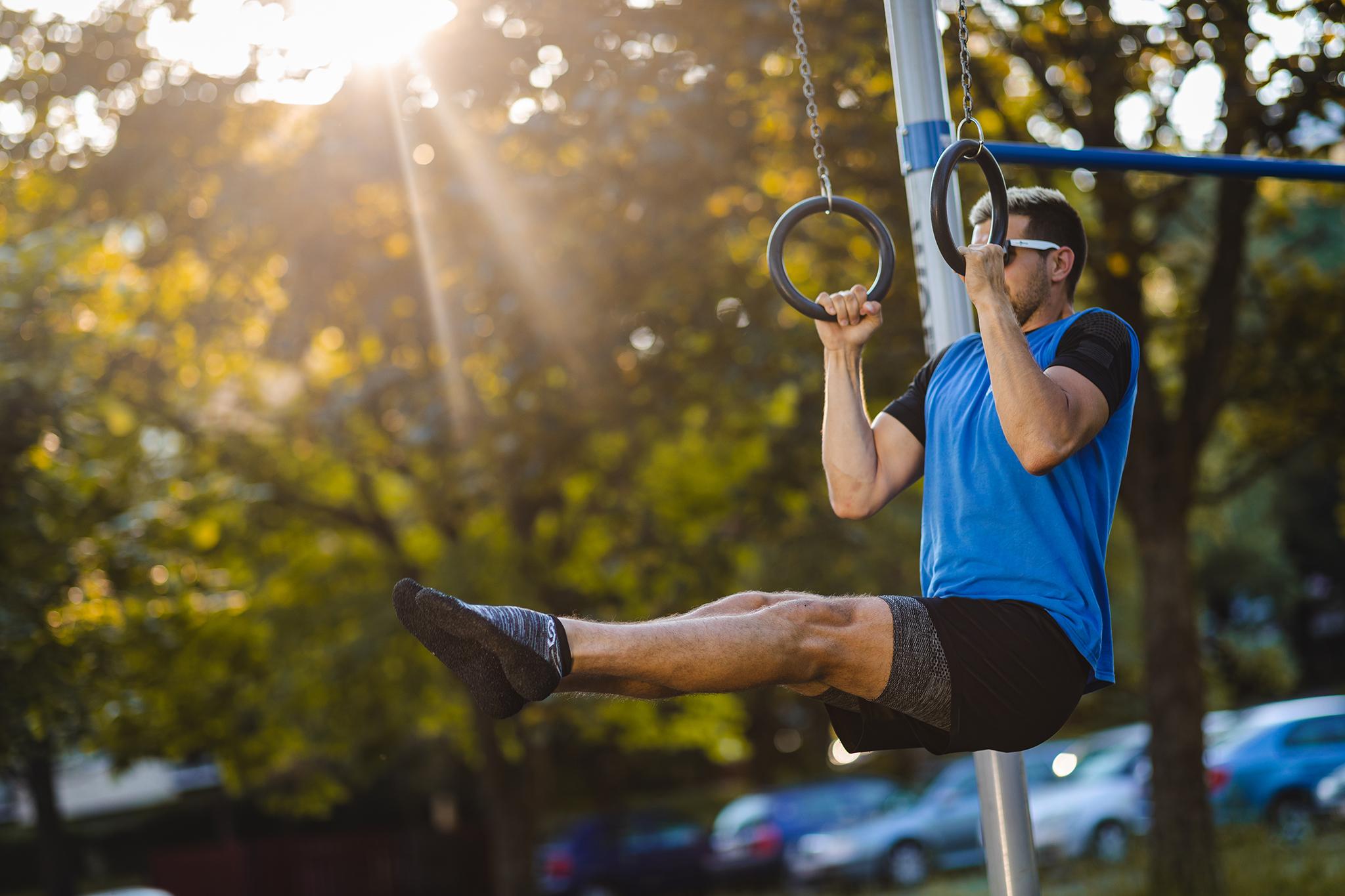 Venkovní workout